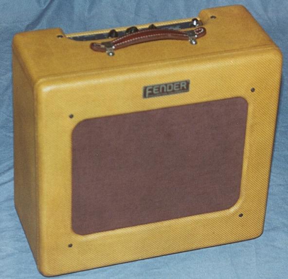 Vintage Fender Amp Gallery
